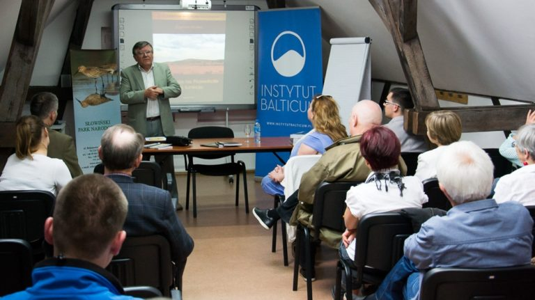 Smołdzino: promocja książki o Rowokole i podsumowanie działań Akademickiego Koła Kaszubskiego
