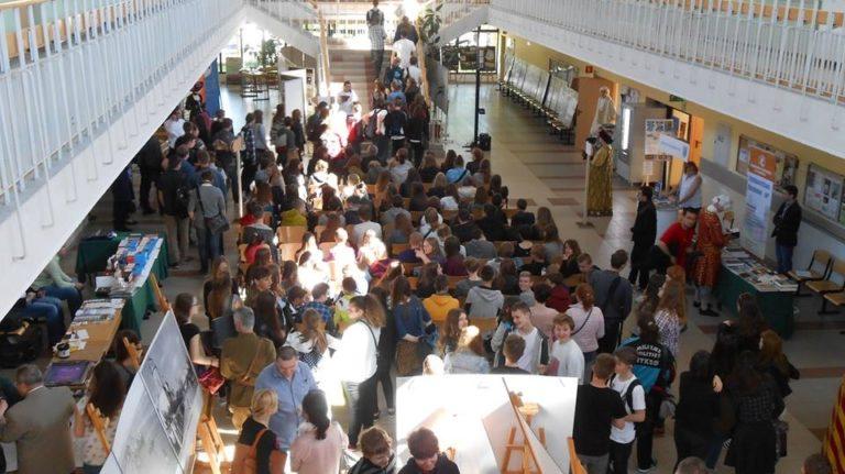 Studenci po raz drugi zorganizowali Festiwal Historyczny w Akademii Pomorskiej