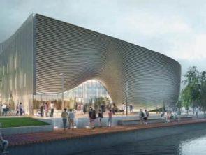 Nowoczesne Muzeum Archeologii Podwodnej i Rybołówstwa powstaje w Łebie