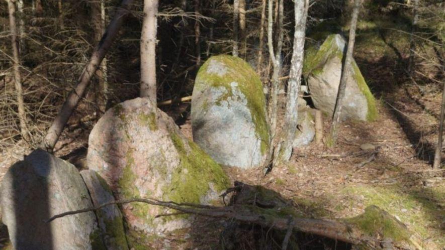 Megality gigantów